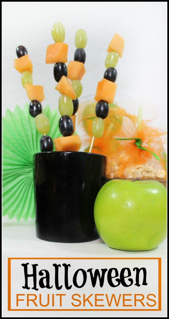 DIY Halloween Fruit Skewers - jenny at dapperhouse