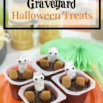 Ghost in the Graveyard Halloween Treat Cups