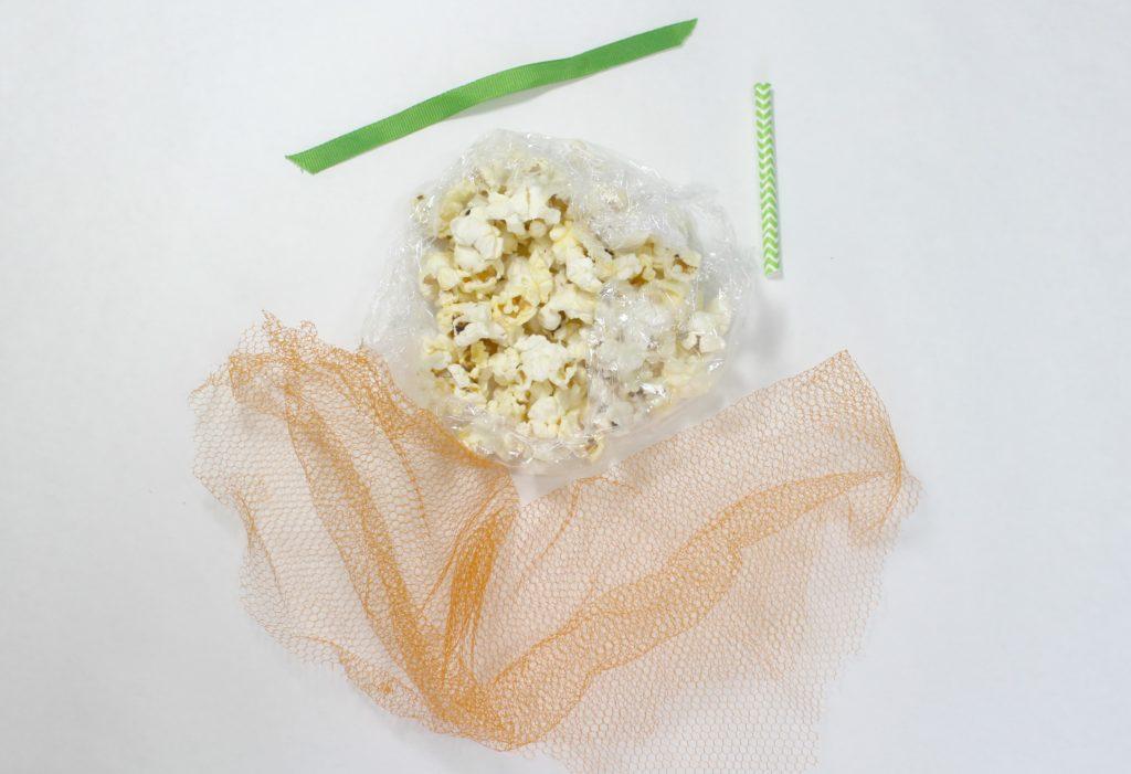 DIY Supplies to make pumpkin treat bags - jenny at dapperhouse blog