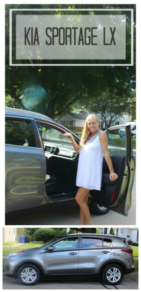 KIA Sportage LX - SUV Crossover - 2017 - jenny at dapperhouse