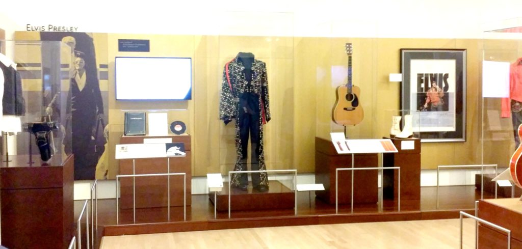 The Musical Instrument Museum in Arizona - Elvis Presley Exhibit - jenny at dapperhouse