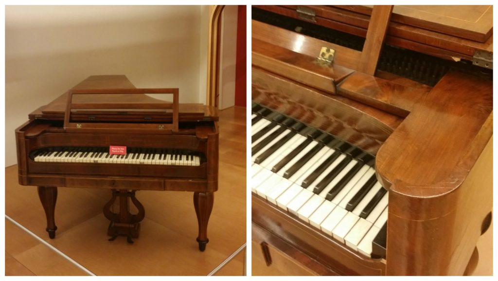 The Musical Instrument Museum in Arizona - Plan Your Trip - jenny at dapperhouse - the first steinway piano ever made