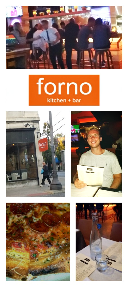 Forno Italian Kitchen European Bar In Short North Ohio