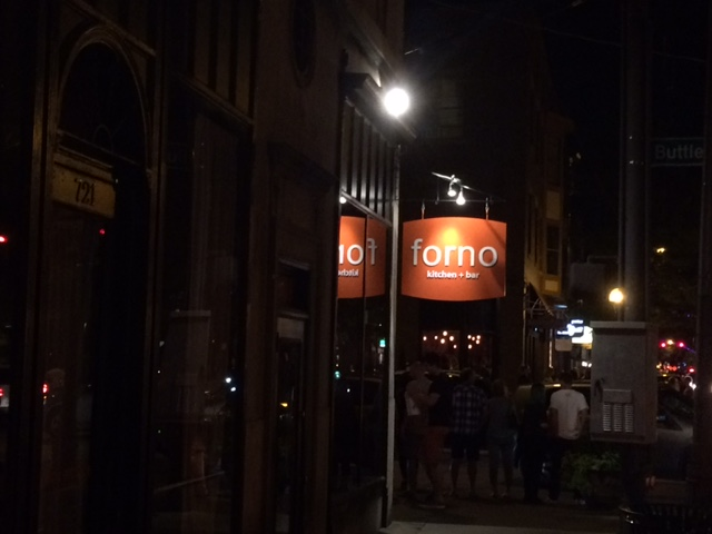 FORNO bar in Short North Ohio - jenny at dapperhouse blog