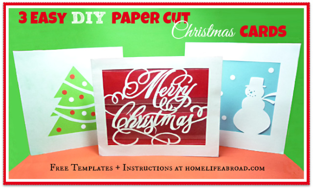 diychristmascards2