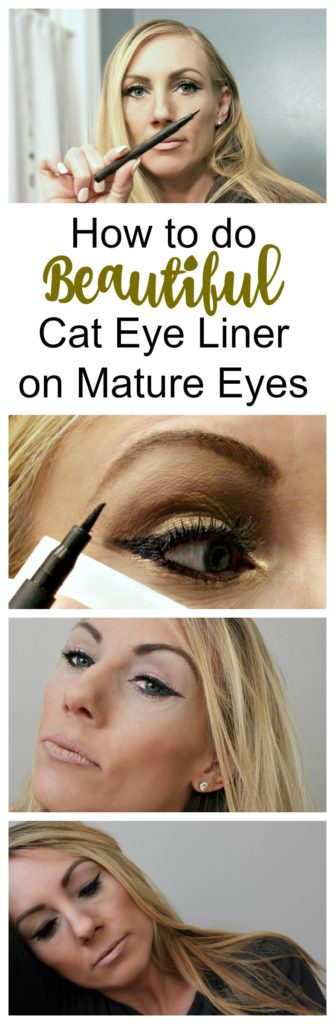 How to do cat eye makeup
