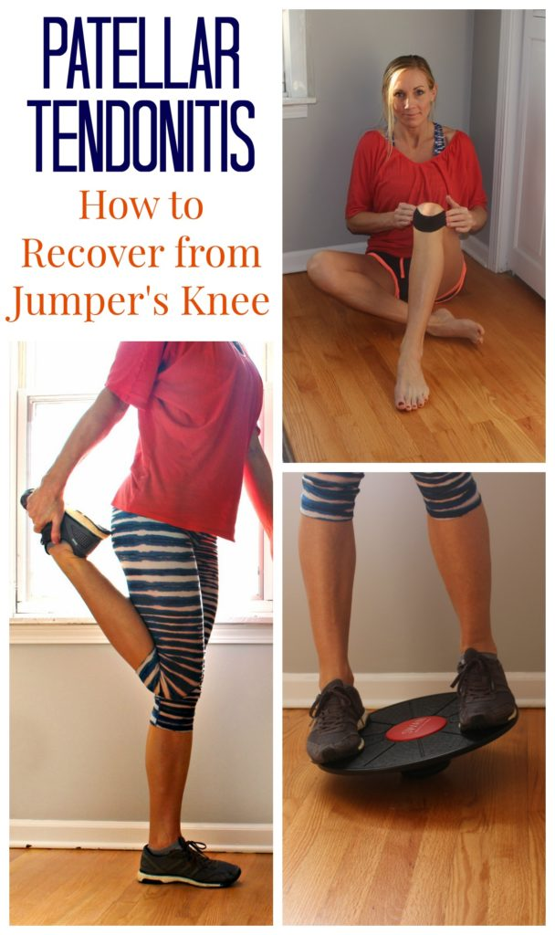 How to Recover From Jumper's Knee (My Story with Patellar