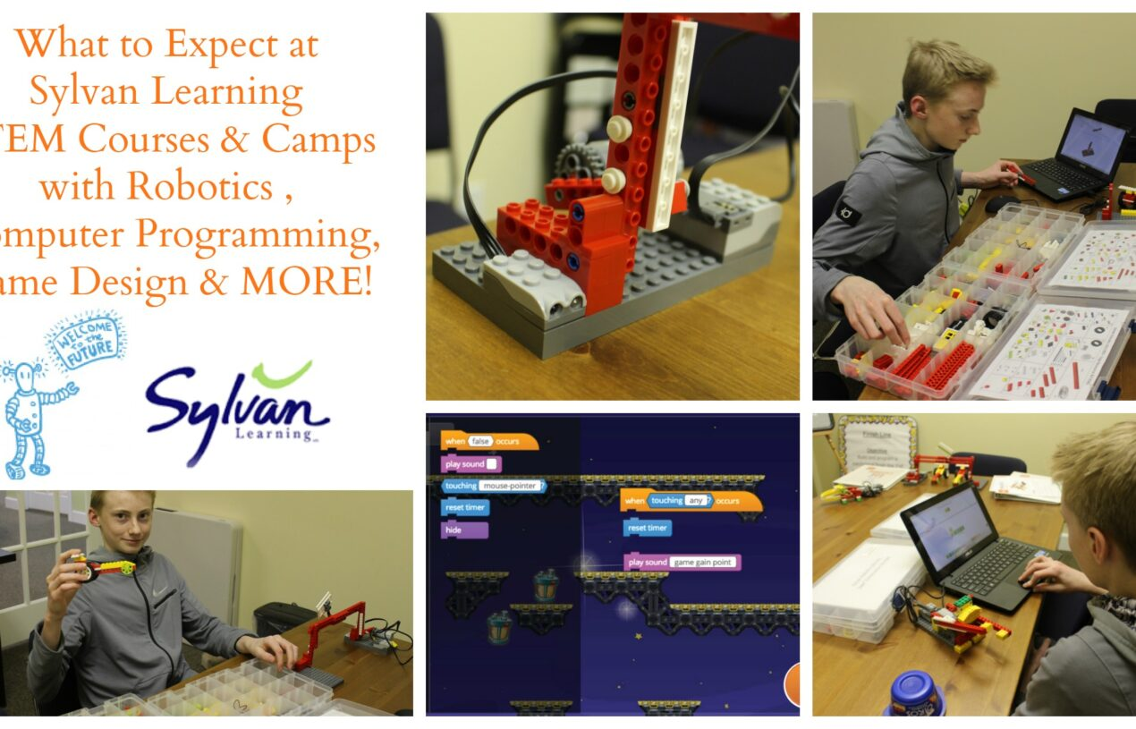 What to Expect at Sylvan Learning STEM Courses & Camps