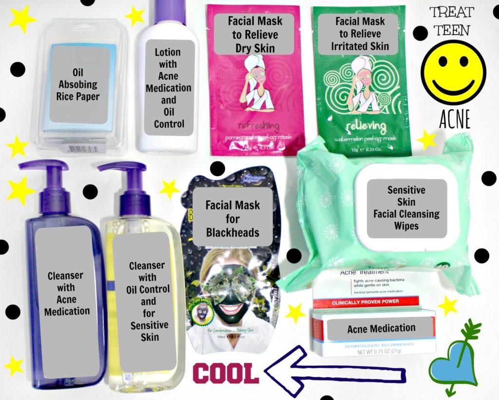 women health skin care beauty oily teen