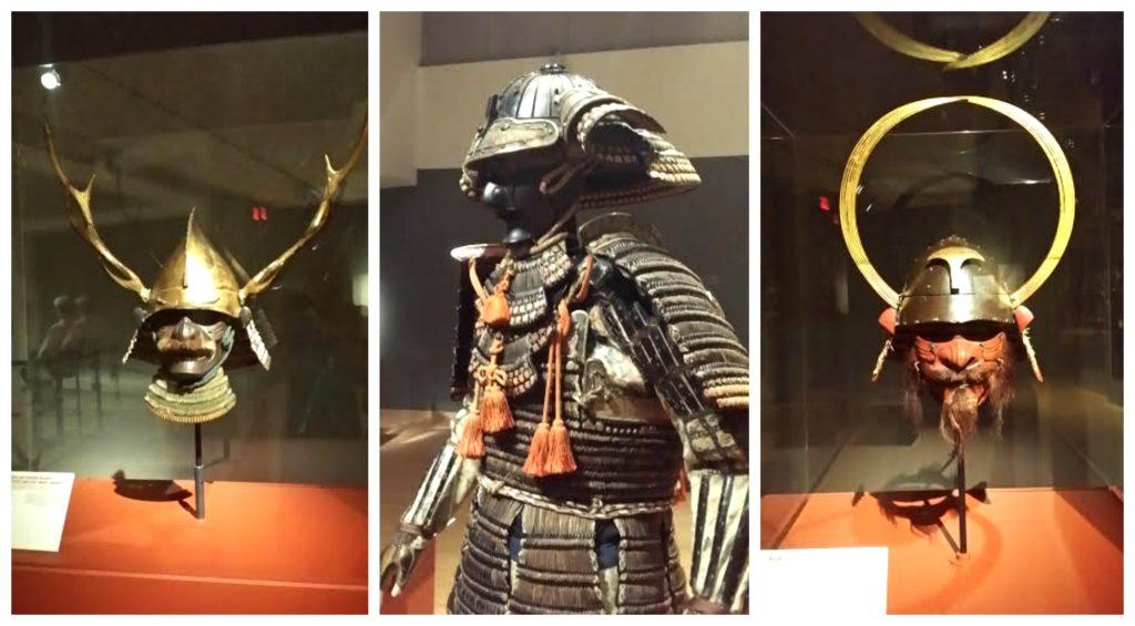 The Phoenix Art Museum Samurai Exhibit