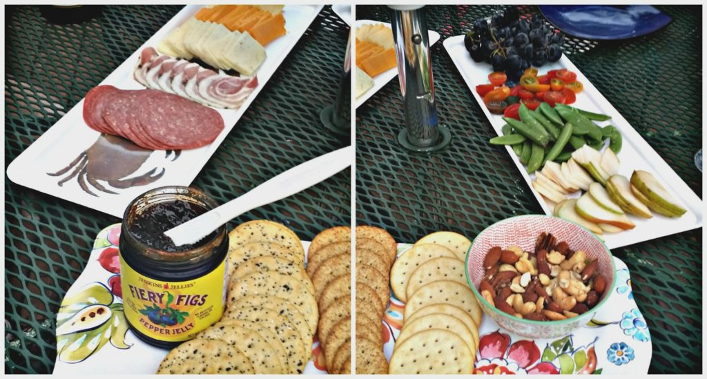 Here is how you can put together a ch&agne and cheese platter for family fun together. & How Put Together a Champagne and Cheese Platter Party for Your Family