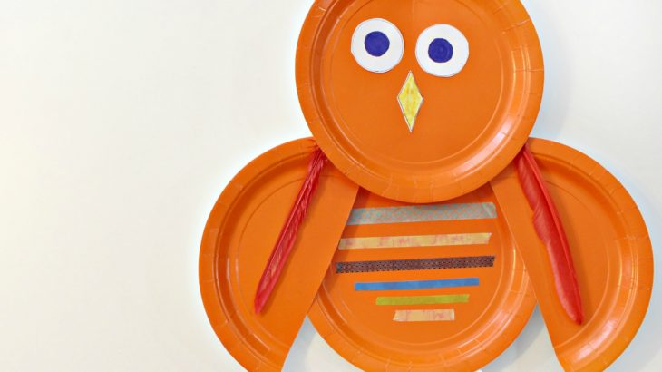 sc 1 st  Jenny at dapperhouse & Easy to Make Paper Plate Owl Craft for Fall