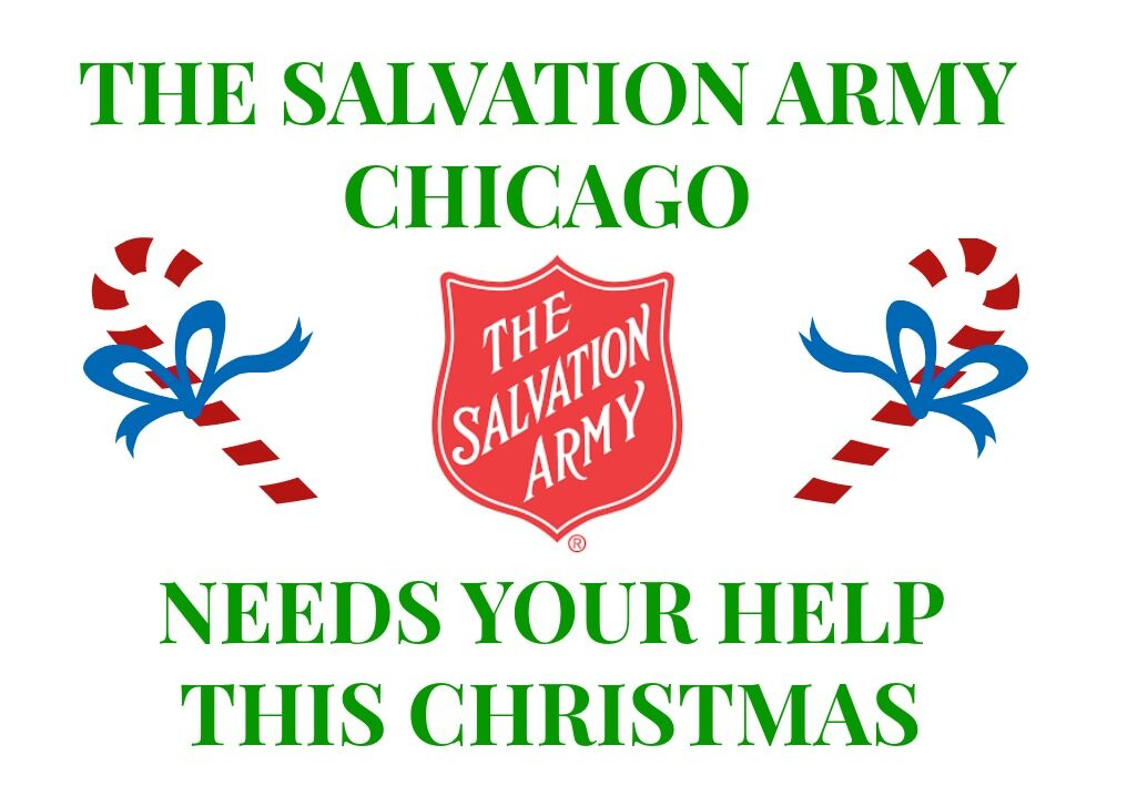 The Salvation Army Chicago #DoGoodChicago #ad