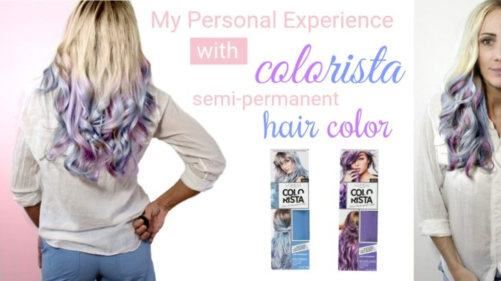 How to Color Your Own Hair with Beautiful Pastel Colors