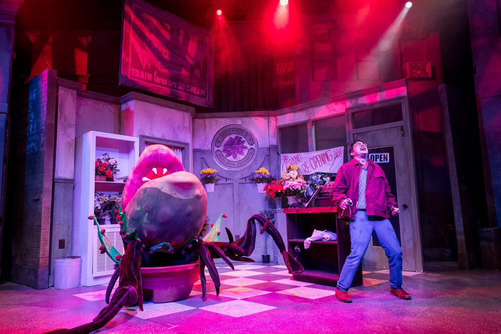 Mercury Theater Chicago Announces Summer Extension of  Little Shop of Horrors