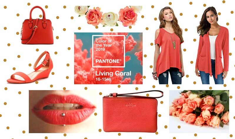 Must-have Women's Items in Pantone's Vibrant Color of the Year – Living Coral