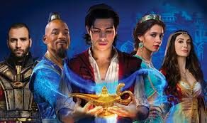 """NEW 6 Minute Trailer and Poster for Disney's Live Action """"ALADDIN"""""""