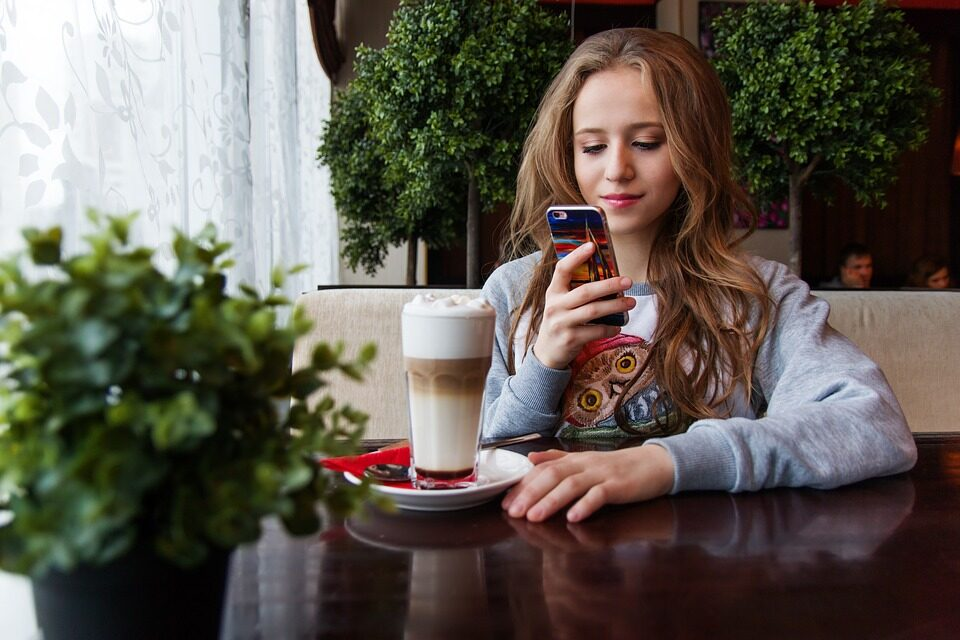 Teen and Tech Devices Go Hand-in-hand