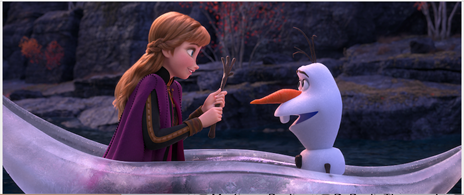 Frozen 2 Trailer and Movie Posters