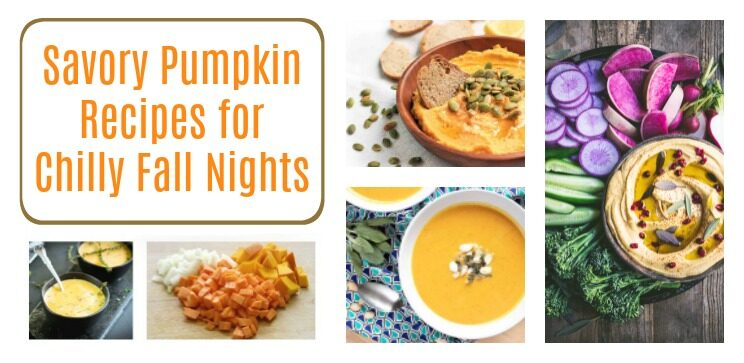 Savory Pumpkin Recipes for Chilly Fall Nights