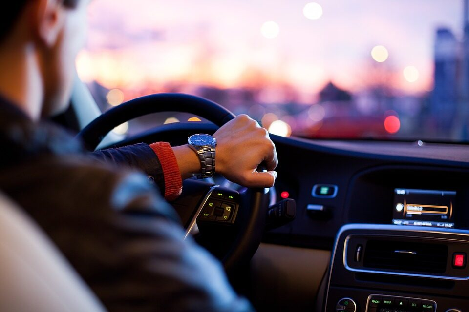 Injuries in a Car Accident