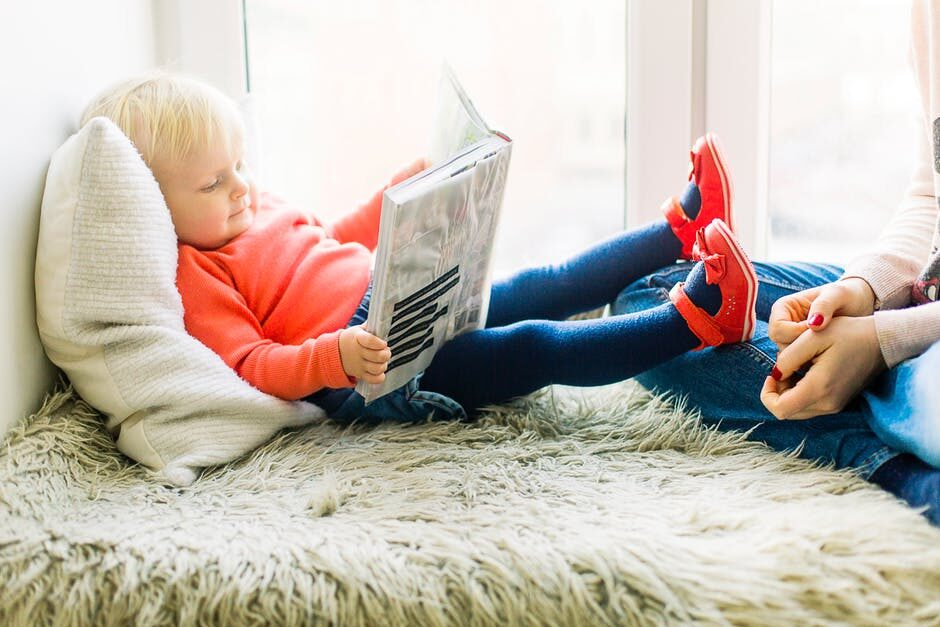 The Best Books to Read to Your Children Ages Infant Through Five Years Old