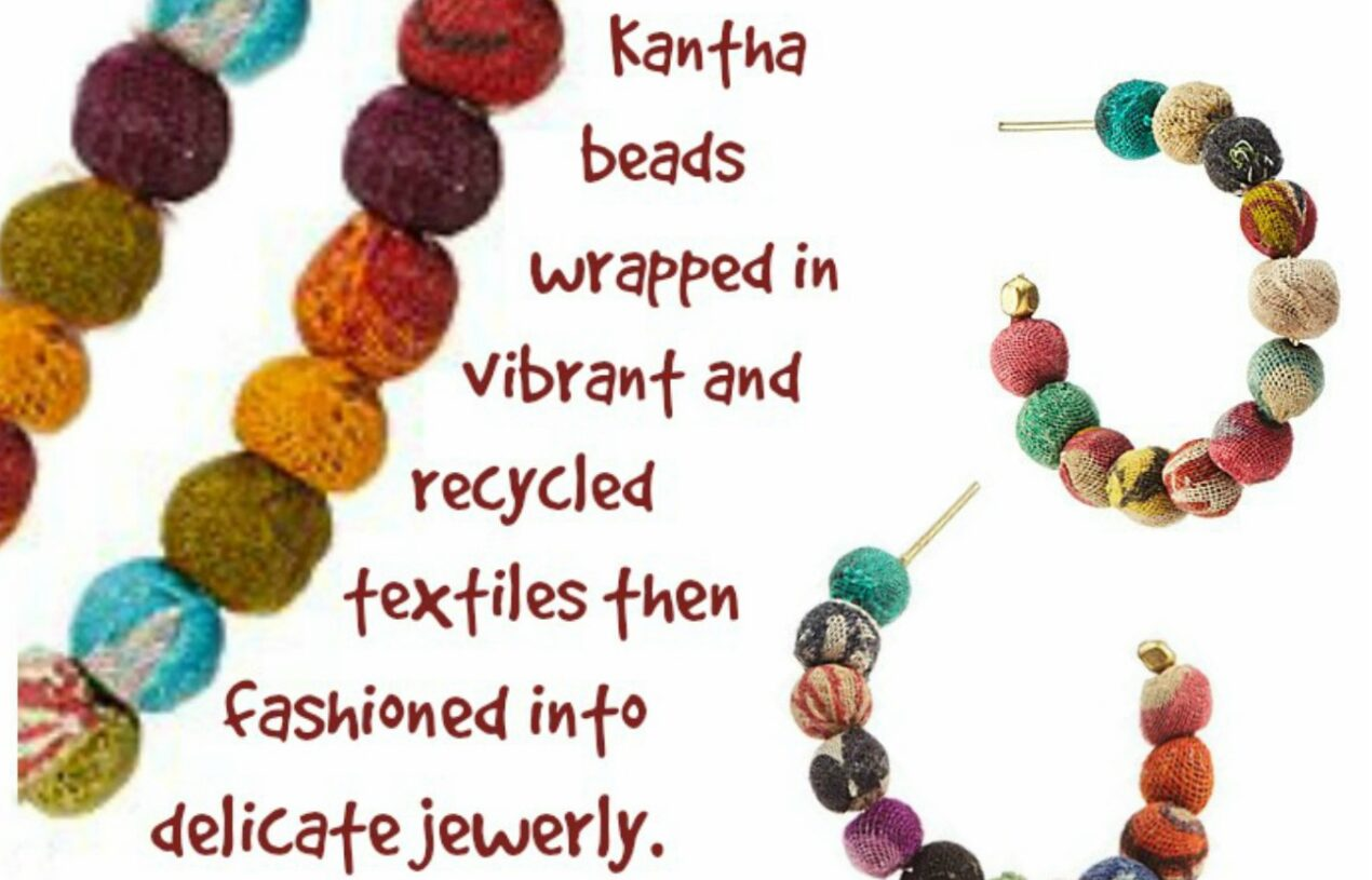 Exquisite Jewelry with Delicate Hand Made Beads