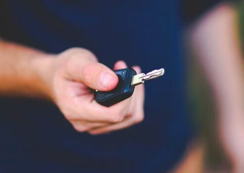 Lost Your Car Keys