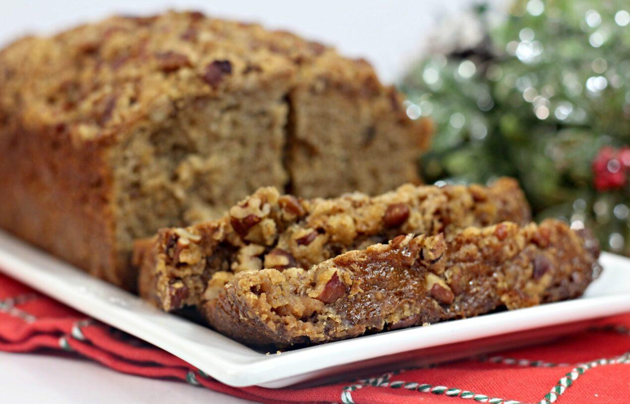 Ginger Pear Bread Recipe