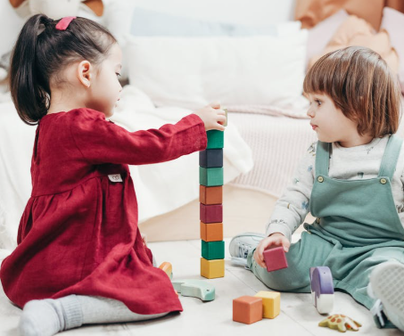 What are 5 components of a good early learning environment?