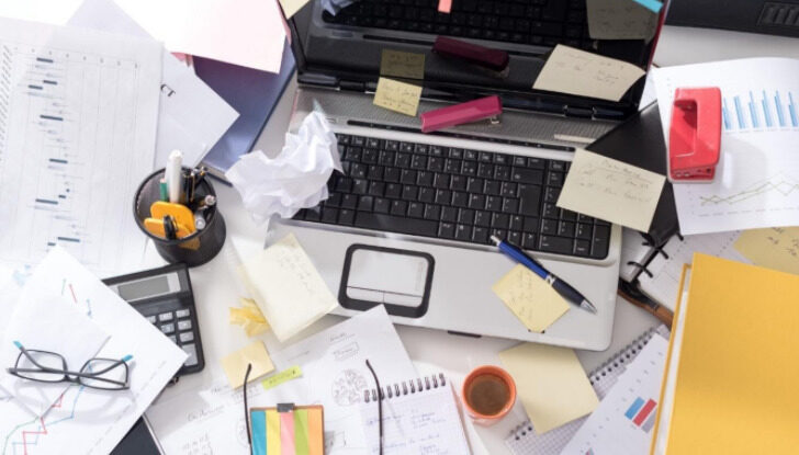Clearing Your Mind By Clearing Your Clutter: 5 Tips