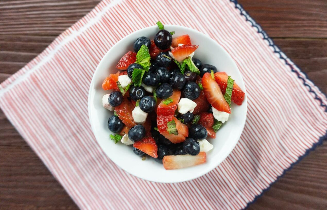 Berry Summer Salsa Recipe with Delicious Variations
