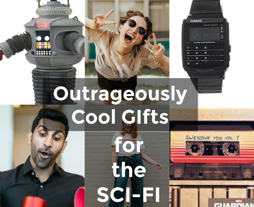 Outrageously Cool Gifts for the Sci-fi Enthusiast