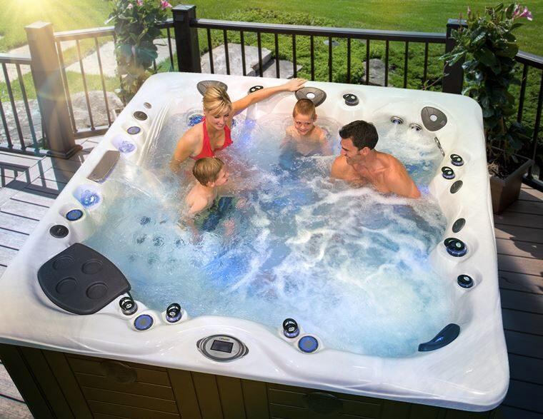 Why you Need a Hot Tub this Season